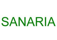 sanaria logo